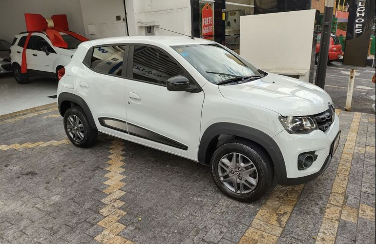 Renault Kwid 1.0 12v Sce Intense - Foto #1