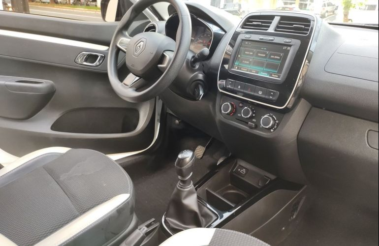 Renault Kwid 1.0 12v Sce Intense - Foto #8