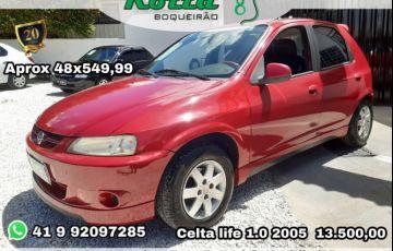 Chevrolet Celta Life 1.0 MPFI 8V Flexpower