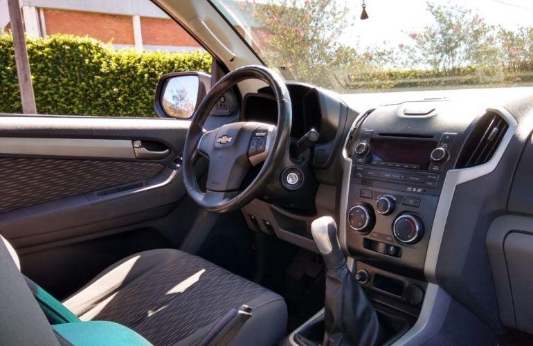 Chevrolet S10 2.4 LT 4x2 (Cab Dupla) (Flex) - Foto #5