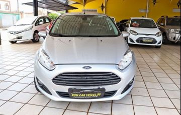 Ford Fiesta 1.6 Titanium Plus Hatch 16v