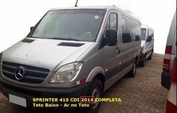 Mercedes-Benz Sprinter 2.1 CDI 415 Van 15+1 Luxo