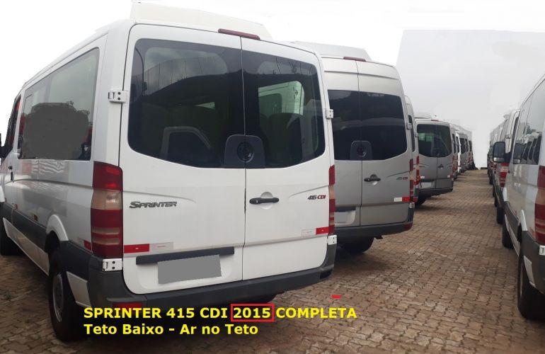 Mercedes-Benz Sprinter 2.1 CDI 415 Van 15+1 Luxo - Foto #2