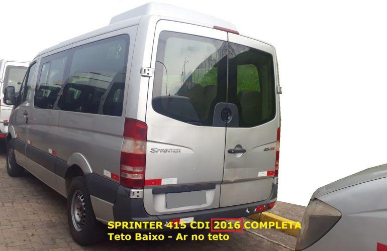 Mercedes-Benz Sprinter 2.1 CDI 415 Van 15+1 Luxo - Foto #4