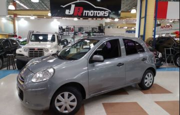 Nissan March 1.6 S 16V Flexstart