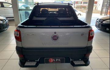 Fiat Strada 1.4 CD Hard Working - Foto #4