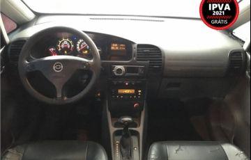 Chevrolet Zafira 2.0 MPFi Elegance 8V Flex 4p Automático - Foto #2