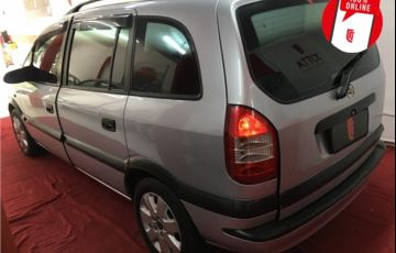 Chevrolet Zafira 2.0 MPFi Elegance 8V Flex 4p Automático - Foto #3