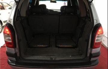Chevrolet Zafira 2.0 MPFi Elegance 8V Flex 4p Automático - Foto #6