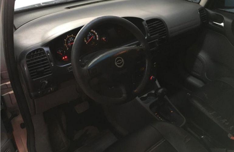 Chevrolet Zafira 2.0 MPFi Elegance 8V Flex 4p Automático - Foto #7