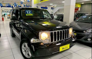 Jeep Cherokee 3.7 Limited 4x4 V6 12v - Foto #1