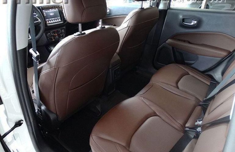 Jeep Compass Limited AT6 2.0 16V Flex - Foto #10