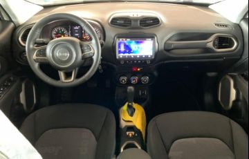 Jeep Renegade 1.8 (Aut) (Flex) - Foto #8