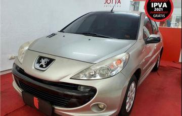 Peugeot 207 1.4 Xr 8V Flex 4p Manual