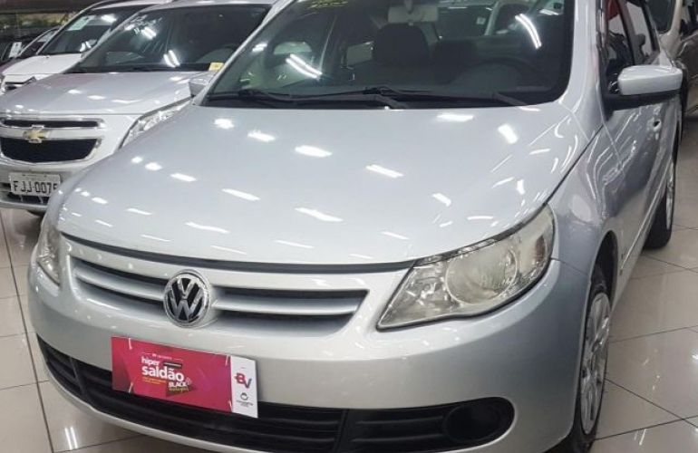 Volkswagen Voyage City 1.0 - Foto #3