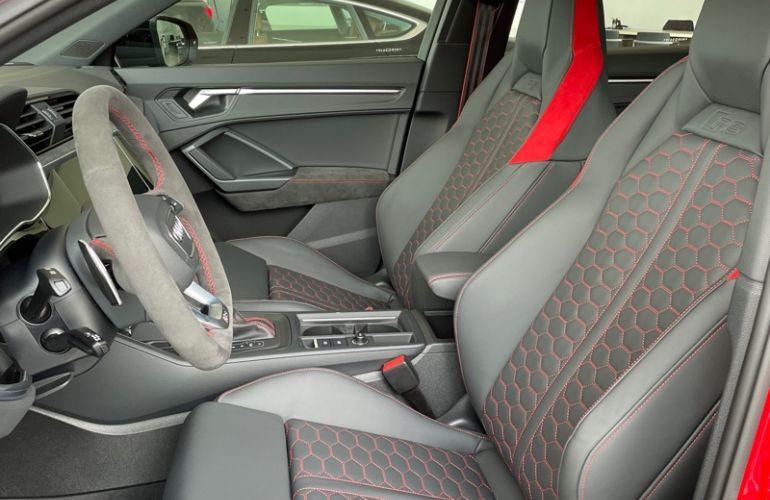 Audi RS Q3 2.5 TFSI Sportback Quattro - Foto #7