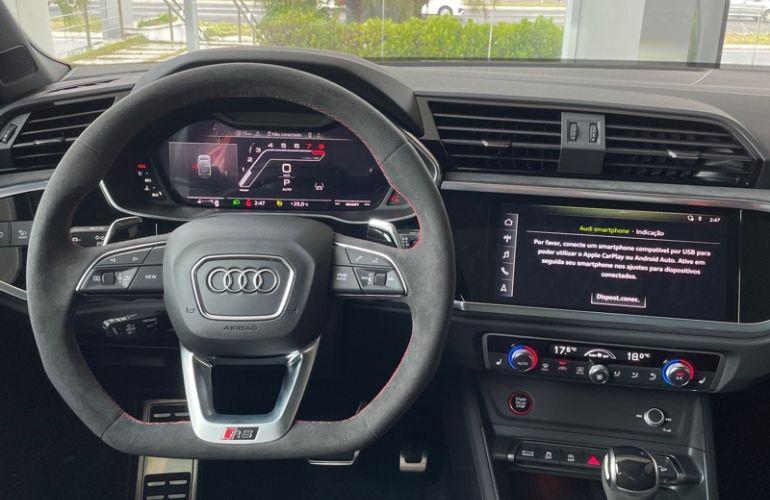 Audi RS Q3 2.5 TFSI Sportback Quattro - Foto #8