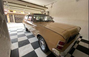 Chevrolet Caravan 2.5 Comodoro 8v