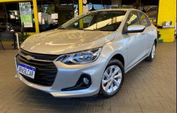 Chevrolet Onix Plus 1.0 Turbo LTZ (Aut)