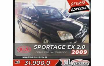 Kia Sportage EX 2.0 16V (aut)
