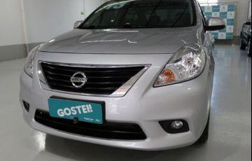 Nissan Versa SL 1.6 16V Flex
