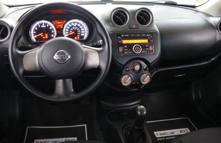 Nissan Versa SL 1.6 16V Flex - Foto #6