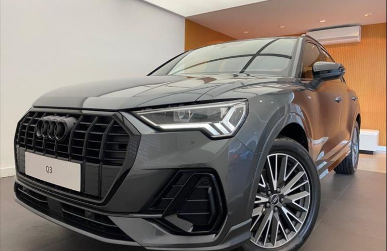 Audi Q3 1.4 35 TFSI Black S Line S Tronic - Foto #3