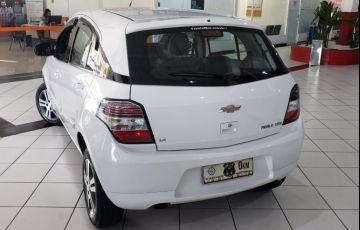 Chevrolet Agile 1.4 MPFi LTZ 8v - Foto #6