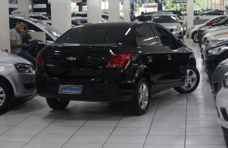 Chevrolet Prisma 1.4 MPFi LT 8v - Foto #2