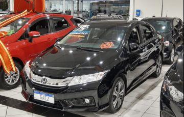 Honda City 1.5 EXL 16v