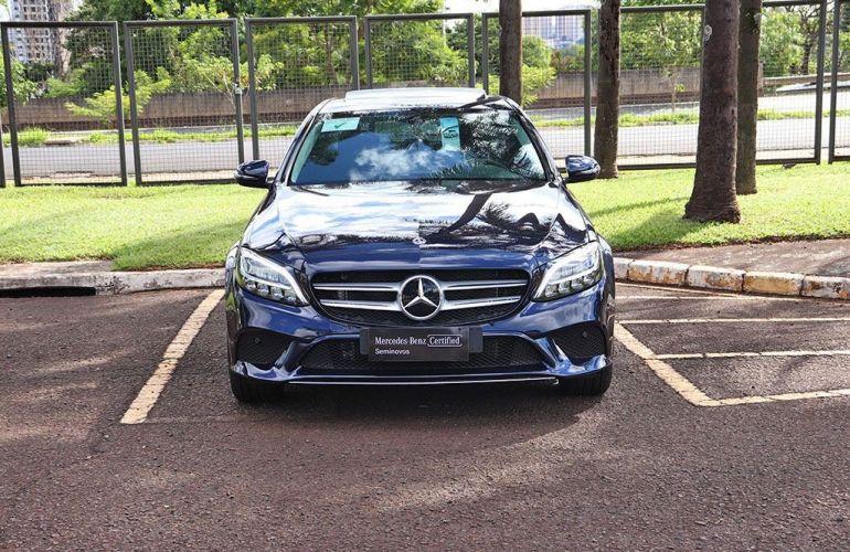 Mercedes-Benz C 200 1.5 Eq Boost - Foto #1