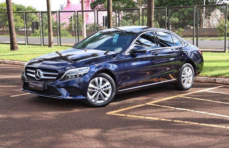 Mercedes-Benz C 200 1.5 Eq Boost - Foto #3