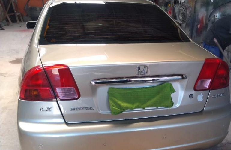 Honda Civic Sedan LXL 1.7 16V (Aut) - Foto #8