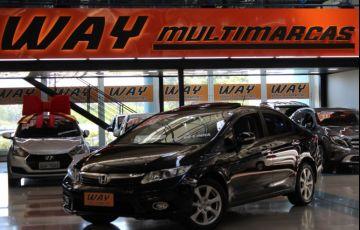 Honda Civic 1.8 Exs 16v - Foto #1