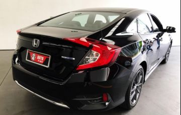 Honda Civic 1.5 16V Turbo Touring - Foto #3