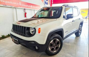 Jeep Renegade 2.0 16V Turbo Custom 4x4