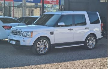 Land Rover Discovery 4 HSE 3.0 SDV6 4X4