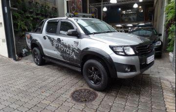 Toyota Hilux SRV 4X2 Cabine Dupla 2.7 16V