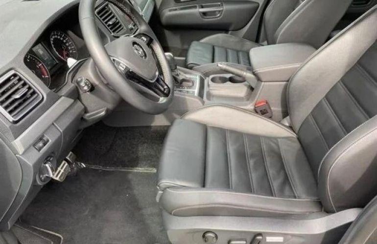 Volkswagen Amarok 3.0 V6 TDi Highline CD 4motion - Foto #4