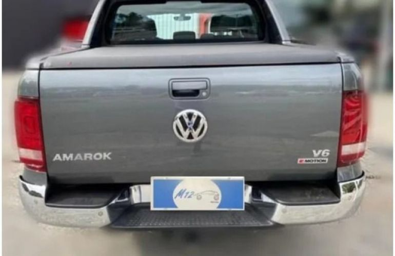 Volkswagen Amarok 3.0 V6 TDi Highline CD 4motion - Foto #6