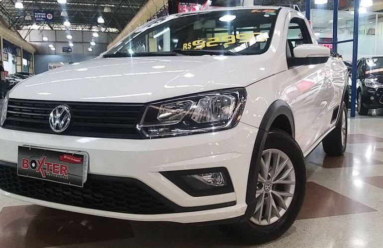 Volkswagen Saveiro 1.6 Msi Trendline CS 8v - Foto #1