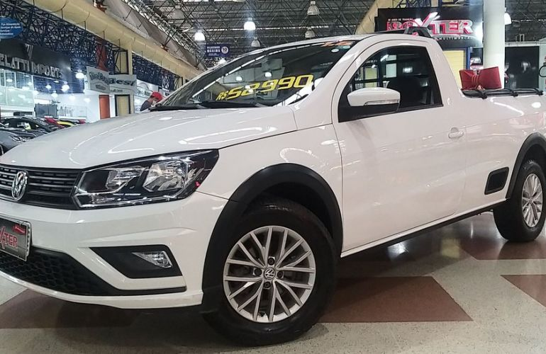 Volkswagen Saveiro 1.6 Msi Trendline CS 8v - Foto #9