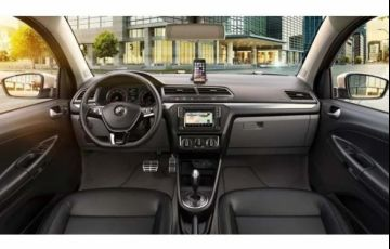 Volkswagen Voyage 1.0 12v MPi Total - Foto #2
