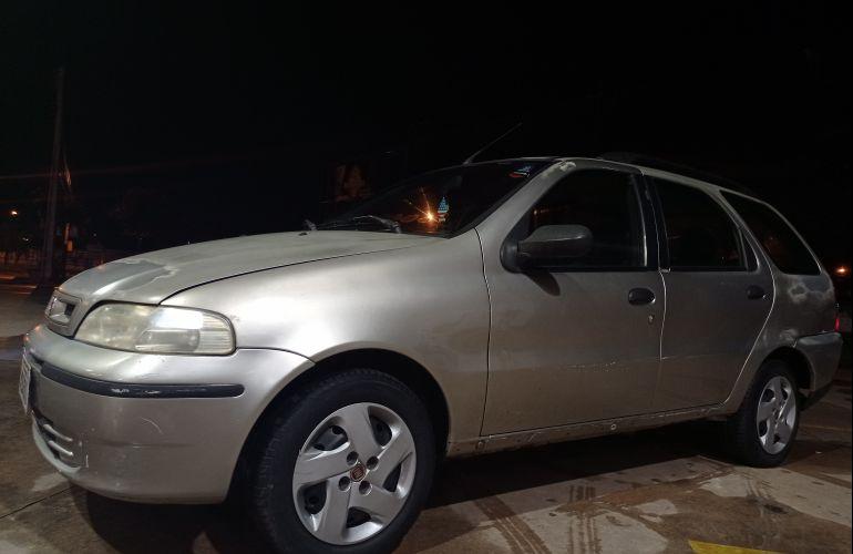 Fiat Palio Weekend ELX 1.0 16V Fire - Foto #4