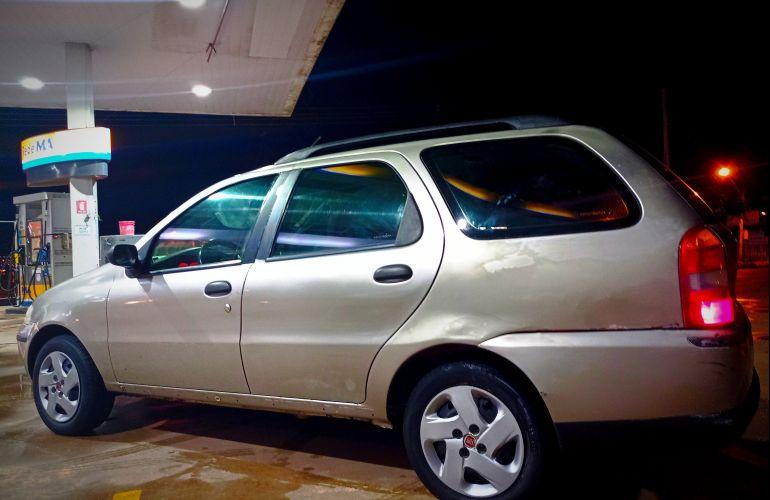 Fiat Palio Weekend ELX 1.0 16V Fire - Foto #8