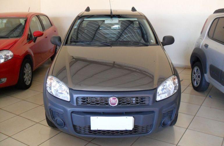 Fiat Strada Working 1.4 MPI 8V Flex - Foto #1