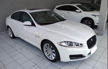 Jaguar XF 2.0 Premium Luxury