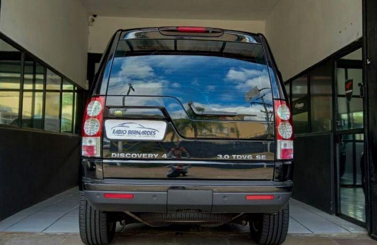 Land Rover Discovery 4 SE 4X4 3.0 Turbo V6 24V - Foto #4