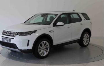 Land Rover Discovery Sport 2.0 D200 Turbo Se