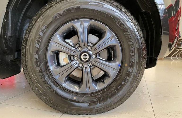 Nissan Frontier ATTACK 2.3 16V TURBO CD 4X4 - Foto #9